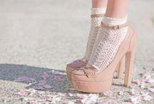 shoes galore! / by Elizabeth Polyukhovich