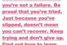 Recovery ~ Renew