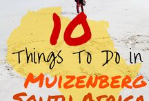 South Africa - Top 10 Lists