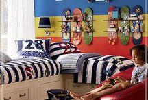 kids room ideas / by Crystal Morel