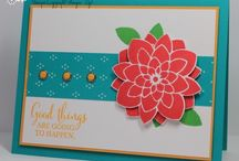 Stampin' Up!- Cherry on Top DSP