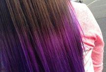 Hair dyed ideas