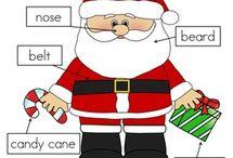 Christmast activities english class