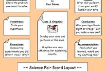 Science Fair Project Ideas / by Jessica Caskey