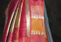 Saree type, trend and texture