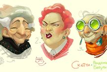 Stylized Characters