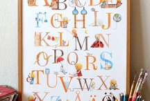 Now i know my ABC's / by Kate Pereira