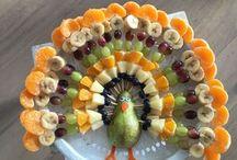 Présentation fruits