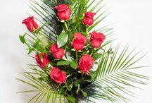 Pohřební květiny / Funeral flowers / Pohřební květiny / Funeral flowers