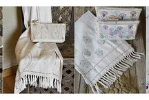 Home Linens, Bed, Table & Accessories