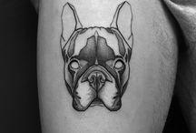 Animal Tattoo / Tatuajes que animan a explorar tu lado más salvaje.