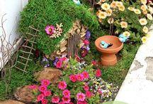 Огород. Сад.