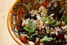 salad recipies / by Casey Moffitt