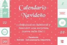 Navidad en Scrubs - Indumentaria Deportiva / Seguinos y tendrás sorpresas todos los días!!!