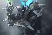 Kamen Rider & Cosplay