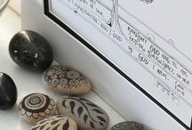 Камушки расписные