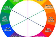 colores primarios y secundaros