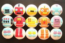 Robots birthday party
