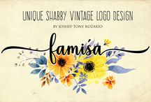 Vintage Logo Design Part 1