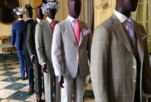 made to meausure event by Isaia