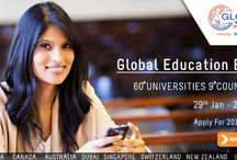 Global Education Fair in India – by The Chopras / The Chopras, India's heading study abroad organization, arranges the yearly Global Education Fair in India to cater the different needs of understudies yearning to study abroad. To be held in distinctive corners, for example, Nepal, Delhi, Hyderabad, Bangalore, Mumbai, Chennai, Ahmedabad, Pune, Jaipur and Chandigarh, the occasion will be putting forth various administration help to the understudies.
