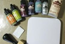 Inks/Stamp pads