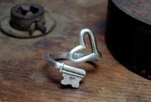 Jewelry / by Rebecca Bergeron