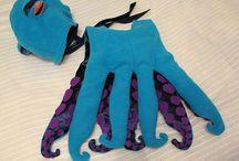 octopus louve