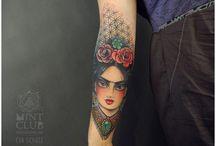 tatuagem feminista