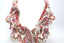 Statement Necklace / These are statement necklaces I just adore! / by Carmi Cimicata