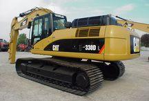 Caterpillar 330D-L Excavator / Caterpillar 330D-L Excavator