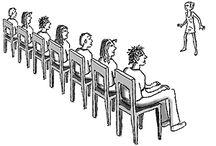 Parler en public