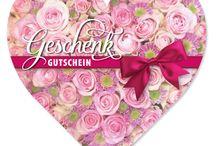 Herzgutscheine / Herzgutscheine, für Valtentinstag, Muttertag oder einfach aus Liebe!