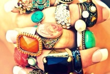 shoes.jewellery.accessories. / by Mia Mahaffey