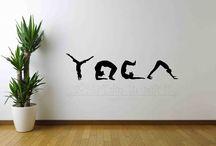 Yoga inspirace