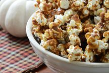 Recipes: Popcorn