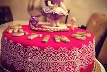 Pastam / Fondant cake