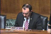 Senate Committee Hearings