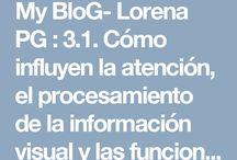 3.1 Atención, procesamiento información visual, funciones ejecutivas y dificultades de aprendizaje