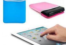 Telefon ve Tablet Kılıfları / Telefon ve tabletler için en kaliteli malzemeden üretilmiş, güvenliği kanıtlanmış kılıfların yer aldığı pano.