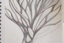 Mon arbre / Expression de l'émotion