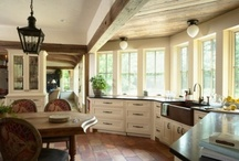 My favorite room - the kitchen / by Samantha Betzag