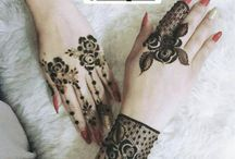 inspirasi henna