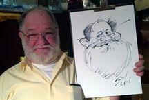 Schnellzeichner & Karikaturist Willi / Schnellzeichnen-Live