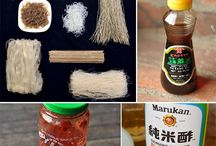 Asian Food Inspirations