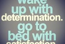 Exercise Motivation / Motivation is the key to success with exercise.