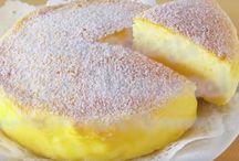 cheese cake a la japones