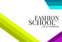 Fashion School With Nick Verreos YouTube