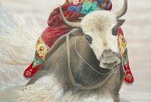 Art - Wang Yi Guang