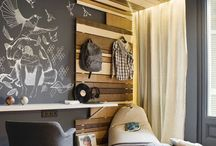 Teenagers designs / Interior design
